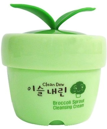 Tony Moly Clean dew broccoli sprout cleansing