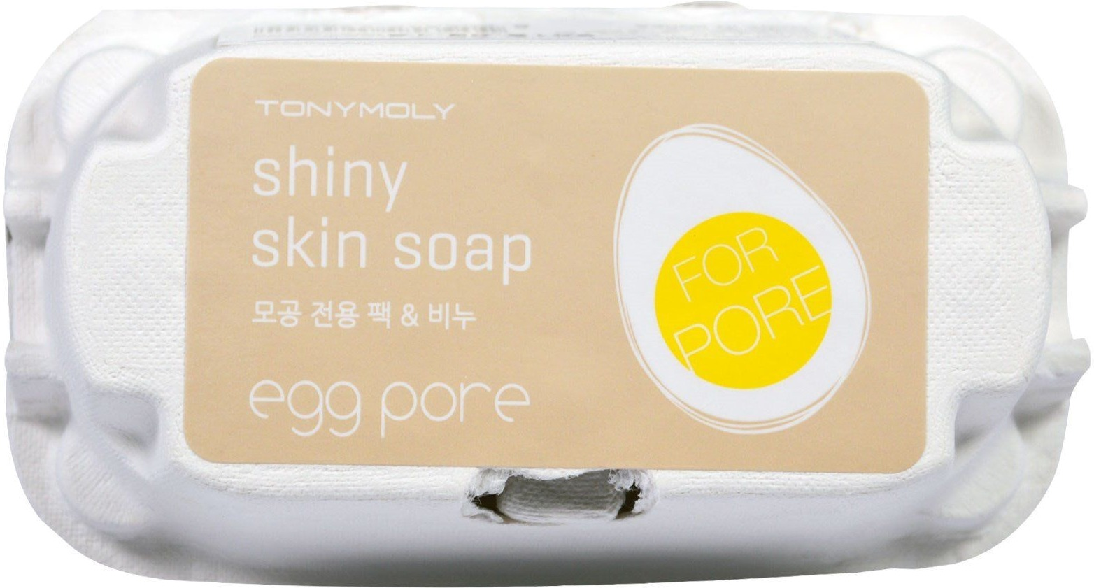 Tony Moly Egg Pore Shiny Skin Soap