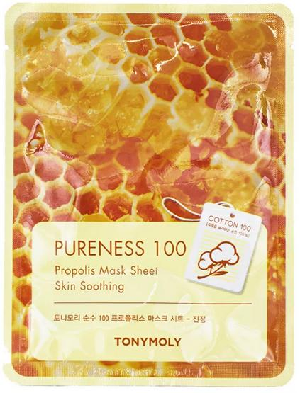 Tony Moly Pureness Propolis Mask Sheet фото