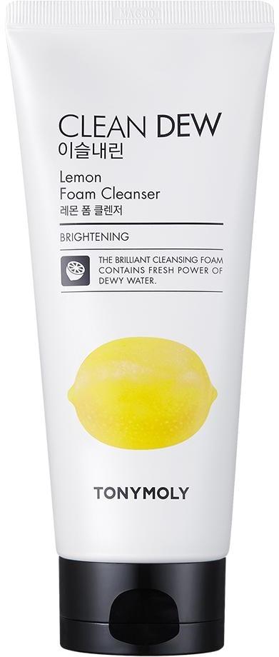 Tony Moly Clean Dew Foam Cleanser Lemon