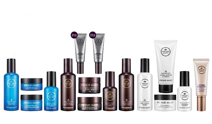 Косметика для макияжа профессиональная корейская косметика