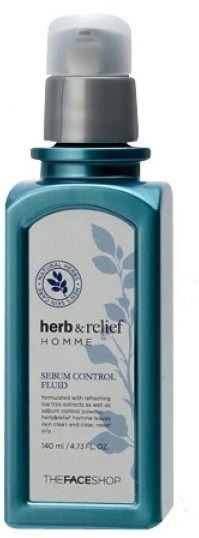 The Face Shop Herb and Relief Homme Sebum