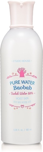 Etude House Pure Water Baobab Moist Toner