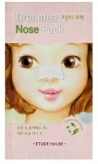 Etude House Green Tea Nose Pack AD