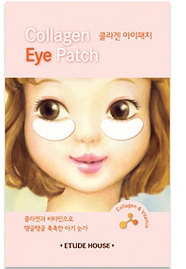 Etude House Collagen Eye Patch ADСпециальные ухаживающие патчи для моментального преображения кожи в области глаз от Etude House помогают устранить следы усталости, некрасивые темные круги и сеточку неглубоких морщинок. Патчи пропитаны гелем на основе коллагена, витаминного комплекса и зеленого чая. Альянс указанных компонентов оказывает мощный омолаживающий, укрепляющий и питательный эффект, приникая глубоко внутрь тканей кожи. Они обеспечивают невероятную гладкость и свежесть, тонизируют, повышают упругость и сопротивляемость возрастным изменениям. Патчи имеют лифтинг-эффект, совершенствуя и преображая общее состояние проблемных зон.<br><br>&amp;nbsp;<br><br>Объём: 4 г<br><br>&amp;nbsp;<br><br>Способ применения:<br><br>Патчи приложить к области нижнего века, удалить через 15 мин.<br>