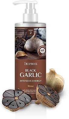 Deoproce Rinse Black Garlic Intensive Energy