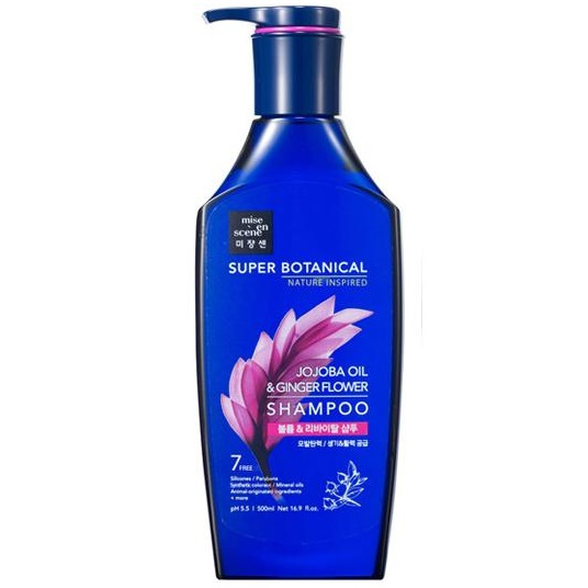 Купить Mise En Scene Super Botanical Volume And Revital Shampoo