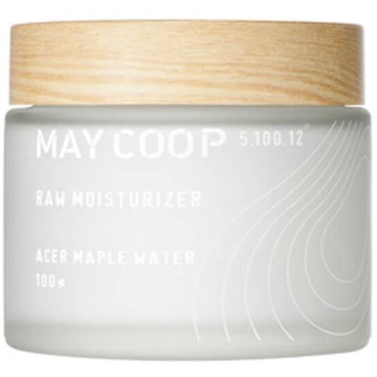 May Coop Raw Moisturizer.