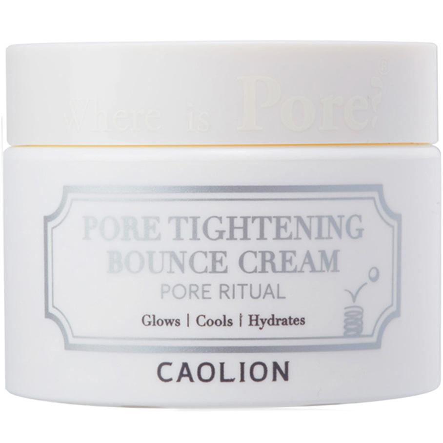 Caolion Pore Tightening Bounce Cream.