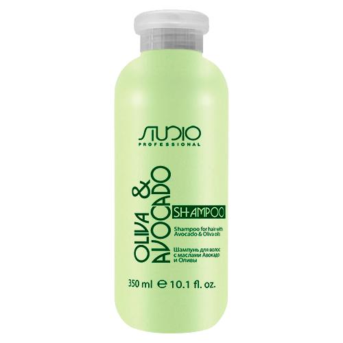 Kapous Studio Professional Oliva And Avocado Shampoo Small Size