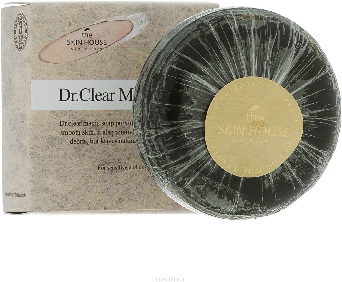 The Skin House Dr Clear Magic Soap