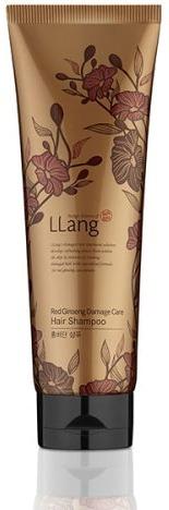 Llang Red Ginseng Damage Care Hair Shampoo