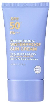 Holika Holika Dazzling Sun Shine Water Proof Sun Cream AD фото