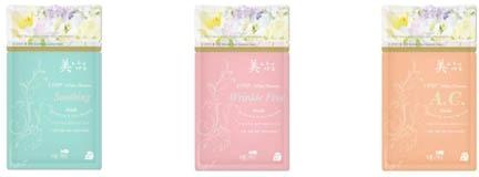 Mijin Cosmetics  Step White Flower Mask.