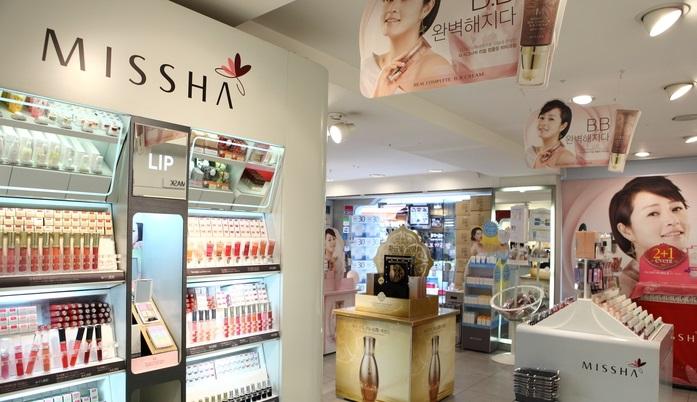 Магазин косметики из южной кореи