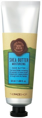 The Face Shop Moisturizing Hand Butter