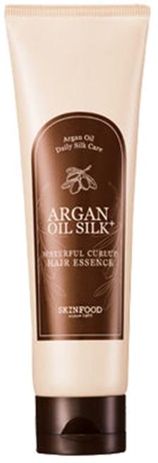 Skinfood Argan Oil Silk Plus Waterful Curlup Hair Essence фото