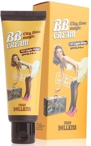 BB Baviphat Urban Dollkiss City Time Magic BB Cream фото