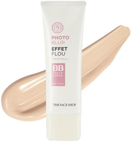 BB The Face Shop Photo Blur BB Cream SPF PA