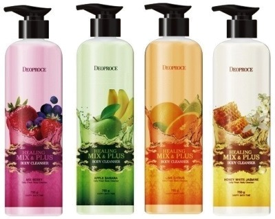 Купить Deoproce Healing Mix and Plus Body Cleanser