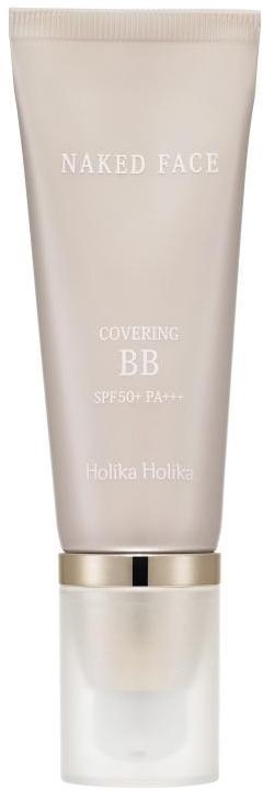 BB Holika Holika Naked Face Covering BB фото
