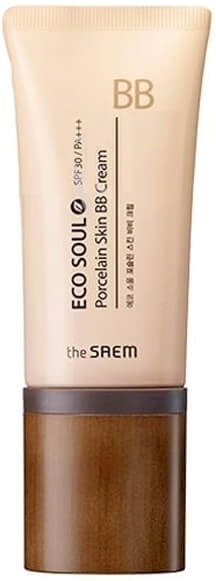BB The Saem Eco Soul Porcelain Skin BB Cream
