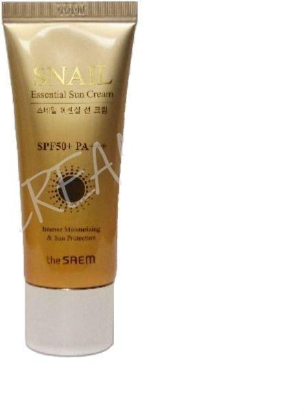 The Saem Snail Essential Sun Cream SPFPA