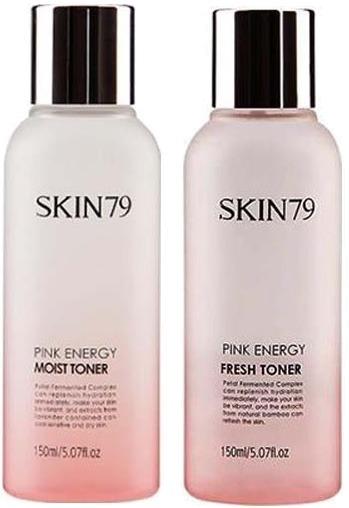Skin Pink Energy Toner