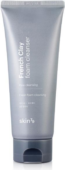 Skin French Clay Foam Cleanser.