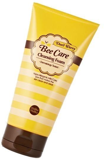 Holika Holika DonT Worry BeeCare AntiTrouble Cleansing Foam фото