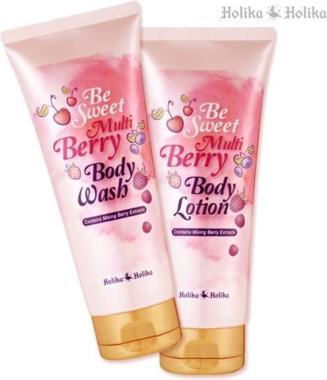 Holika Holika Be Sweet Multi Berry Body