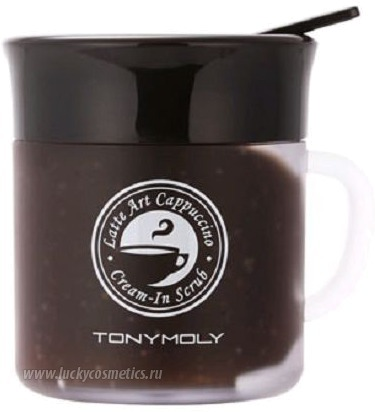 Tony Moly Latte Art Cappucino Cream