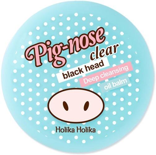 Holika Holika Piggy Clear Black Head Deep Cleansing Oil Balm фото