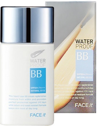 The Face Shop Face it waterproof BB spf фото