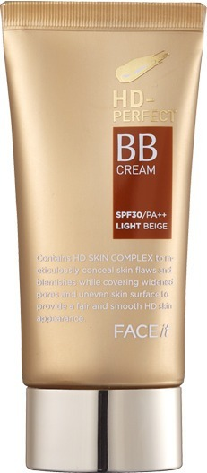 The Face Shop Face it hd perfect BB cream spf pa