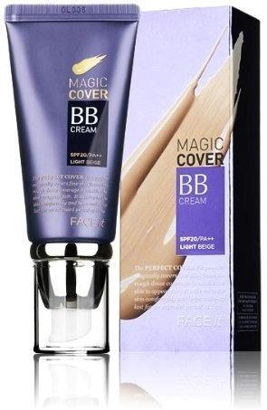 The Face Shop Face it magic cover BB cream SPF