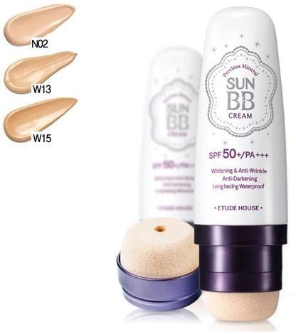 Etude House Precious Mineral Sun BB Cream  SPFPA