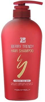 Tony Moly Berry Trendy Hair Shampoo