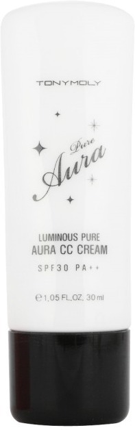 Tony Moly Luminous Pure aura cc cream