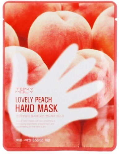 Tony Moly Lovely Peach Hand Mask