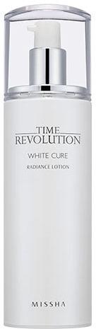 Missha Time Revolution White Cure Super Radiance Lotion