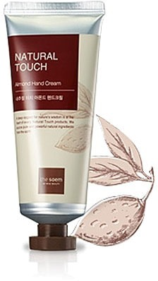 The Saem Natural Touch Almond Hand Cream фото