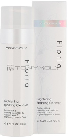 Tony Moly Floria Brightening Sparkling Cleanser фото