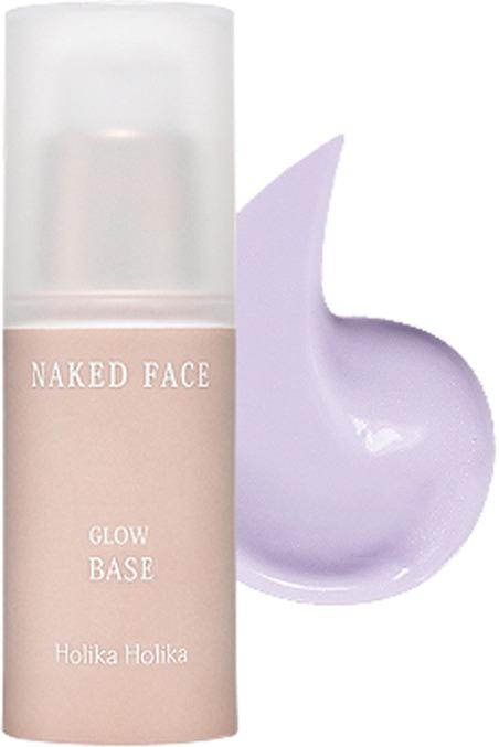 Holika Holika Naked Face Glow Base фото