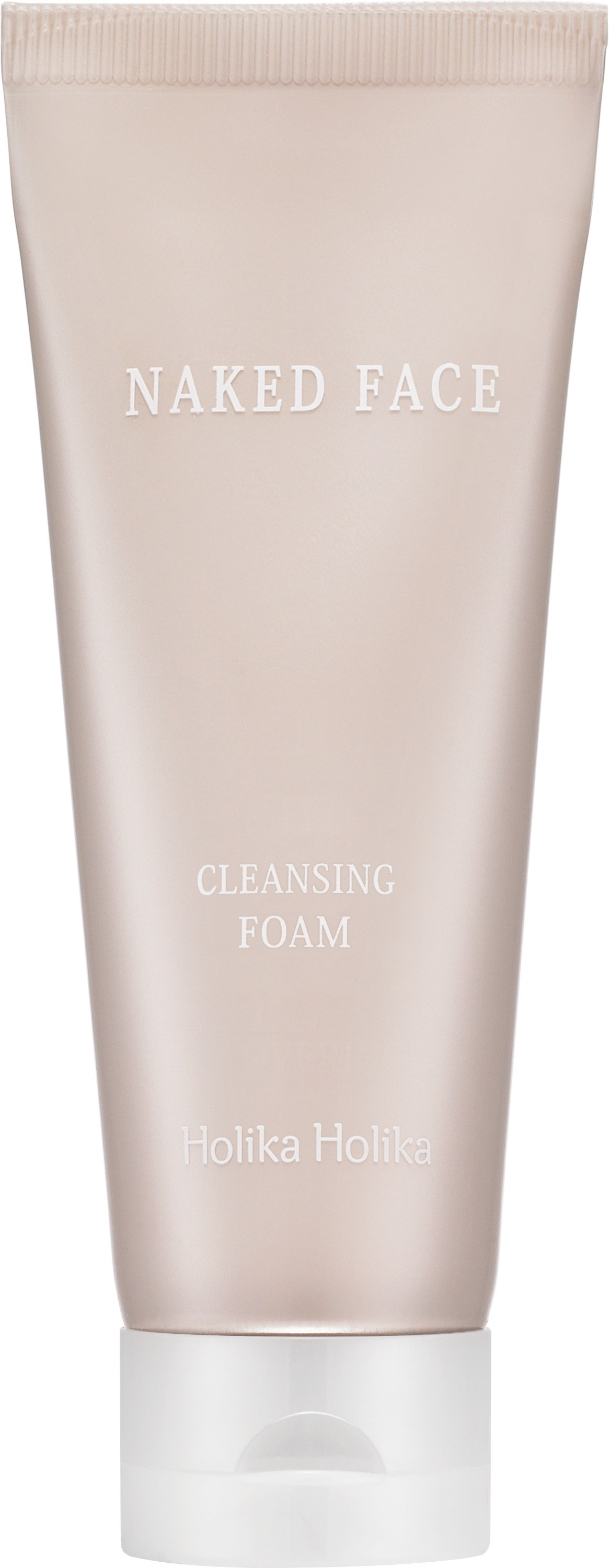 Holika Holika Naked Face Cleansing Foam фото