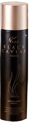 AHC Black Caviar Toner.