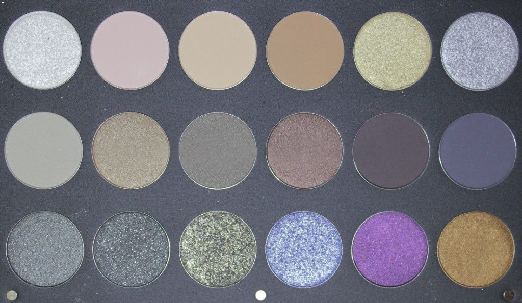 Remeque Eye Shadows Colors фото