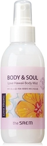 The Saem Body and Soul Body Mist