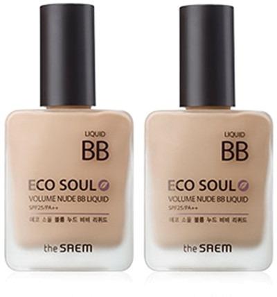 The Saem Eco Soul Volume Nude BB Liquid