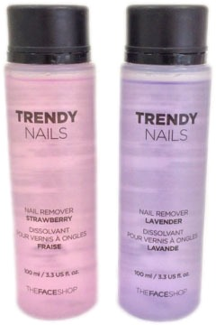 The Face Shop Trendy Nail Remover фото
